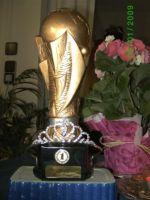 Weltmeisterschafts-Pokal